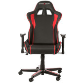 DX Racer FORMULA Gaming Chair  Zwart/Rood