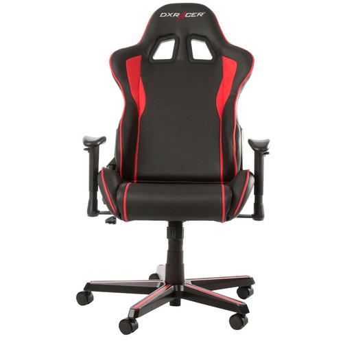 DX Racer FORMULA Gaming Chair  Zwart/Rood