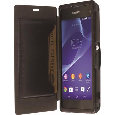 Kiruna FlipCase Sony Xperia Z1 Compact Black