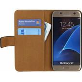 Mobilize Classic Wallet Book Case Samsung Galaxy S7 Zwart