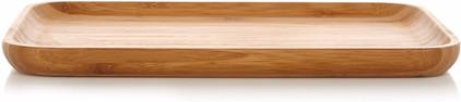 Point-Virgule Bamboe Dienblad 28 x 19 x 1,9 cm