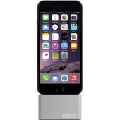 Kero Dock Apple iPhone Zilver