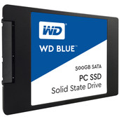 WD Blue SSD 500 GB 7mm 2,5 inch
