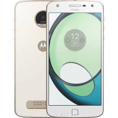 Lenovo Moto Z Play Wit, Android 6.0 Marshmallow 5,5 inch Full HD-scherm 32 GB opslagcapaciteitExtra gegevens:Merk: LenovoModel: Moto Z Play WitVoorraad: 1Contractduur:  jaarToestelprijs/artikelprijs: 399.00Levertijd : Voor 23.59 uur besteld, morgen in huis. Zelfs op zondag.
