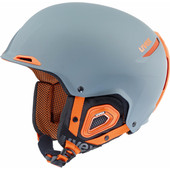 Uvex Jakk+ Grey/Orange Matte (55 - 59 cm)