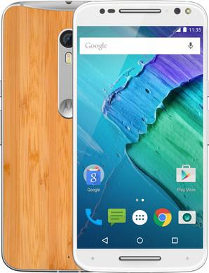 Motorola Moto X Style Bamboe