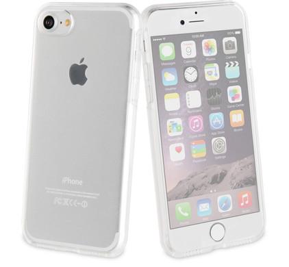 Muvit Protection Case 360 Apple iPhone 7 Zwart
