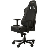 DX Racer KING Gaming Chair Zwart
