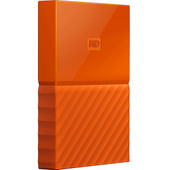 WD My Passport 1 TB Oranje