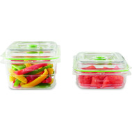 Foodsaver Fresh vershouddozen set 0,7L + 1,2L