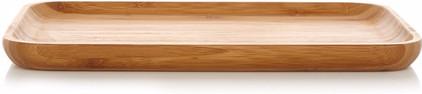 Point-Virgule Bamboe Dienblad 35 x 24 x 1,9 cm