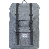Herschel Little America Mid-Vol Scattered Raven/Black Rubber