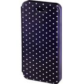 Hama Booklet Luminous Dots Apple iPhone 5/5S/SE Blauw