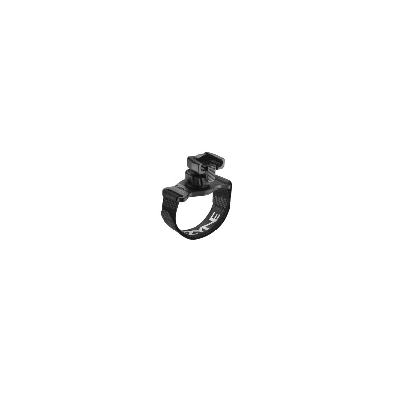 Helmbevestiging Micro-Macro-serie Zwart