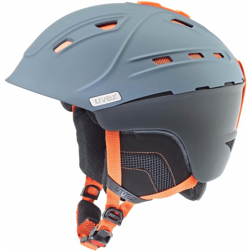 Uvex P2us Grey-Orange Matte (52 55 cm)