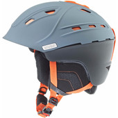 Uvex P2us Grey/Orange Matte (52 - 55 cm)