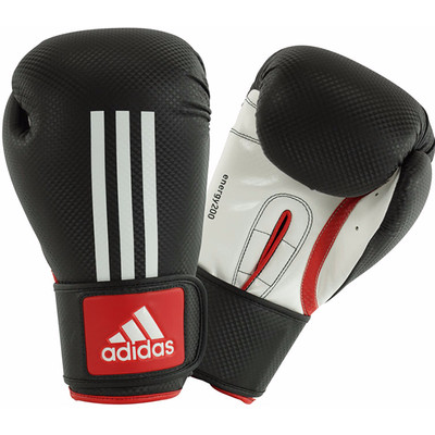 Image of adidas Energy 200 Zwart/Wit - 12 oz