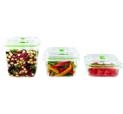 Foodsaver Fresh vershouddozen 0,8L + 1,2L +1,8L