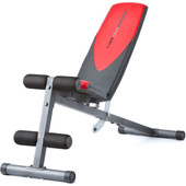 Weider Pro 255 L Utility Bench