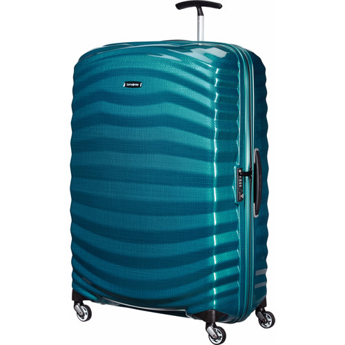 Samsonite Lite-Shock Spinner 81 cm Petrol Blue