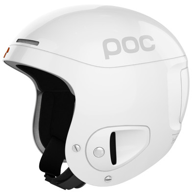 POC - Skull X - Skihelm - maat XL, white