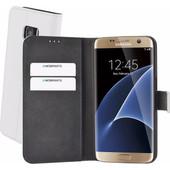 Mobiparts Premium Wallet Case Samsung Galaxy S7 Wit
