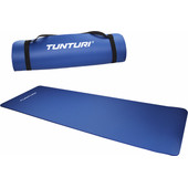 Tunturi Fitnessmat NBR Dark Blue 10 mm