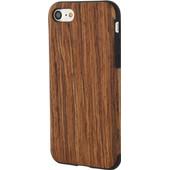 Xccess Wooden TPU Case Apple iPhone 7 Walnut