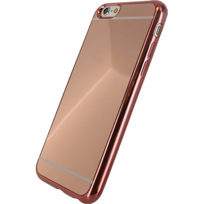 Xccess Metallic TPU Case Apple iPhone 6/6s Rose Gold