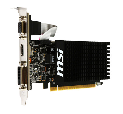 MSI GeForce GT 710 2GB
