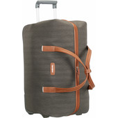 Samsonite Lite DLX Duffel With Handle 52 cm Dark Olive