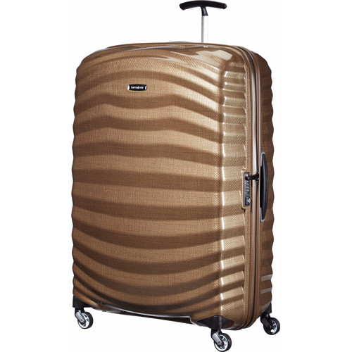 Samsonite Lite-Shock Spinner 81 cm Sand