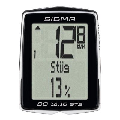 Sigma BC 9.16 Zwart