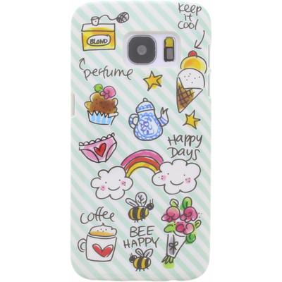 Image of Blond Amsterdam Happy Days Softcase Samsung Galaxy S7