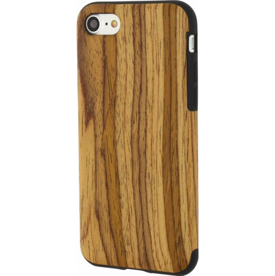 Xccess Wooden TPU Case Apple iPhone 7 Cherry