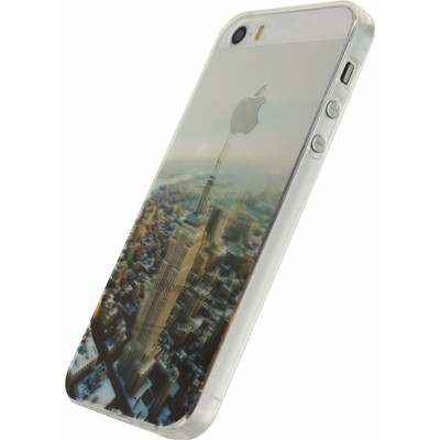 Xccess TPU Case Apple iPhone 5/5S/SE New York City