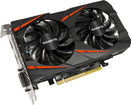 Gigabyte Radeon RX 460 Windforce OC 2G