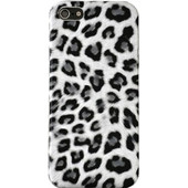DS. Styles Back Cover Apple iPhone 5C White Leopard