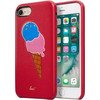 Laut Kitch Apple iPhone 7 Rood