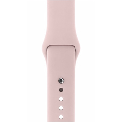 Apple Watch 42mm Polsband Sport Rozenkwarts