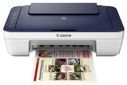 Canon PIXMA MG3053 Blauw Wit