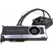 EVGA GeForce GTX 1070 Hybrid