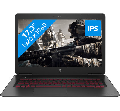 HP Omen 17-w111nb Azerty