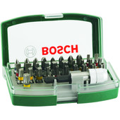 Bosch Schroefbitset met kleurcodering 32-delig