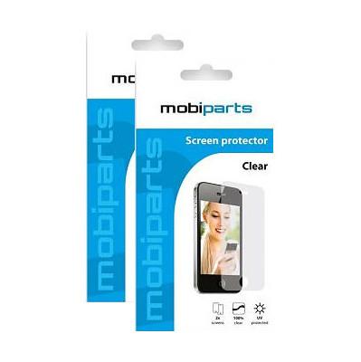 Mobiparts Screenprotector Apple iPhone 7 Plus Duo Pack