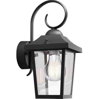 Philips myGarden Buzzard Wandlamp Zwart