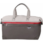Samsonite Uplite Expandable Duffle 45 cm Pearl/Red/Grey