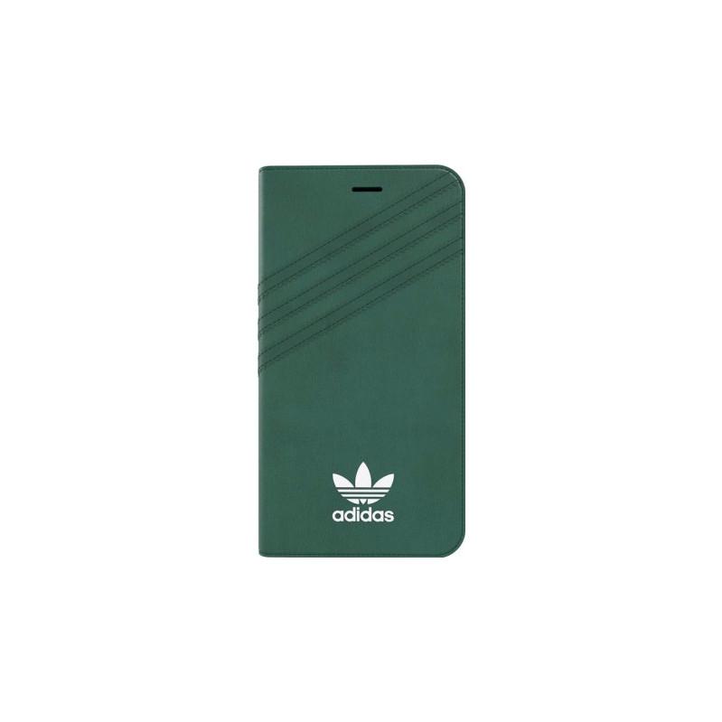 Adidas Originals Booklet Case Apple iPhone 7 Plus Groen
