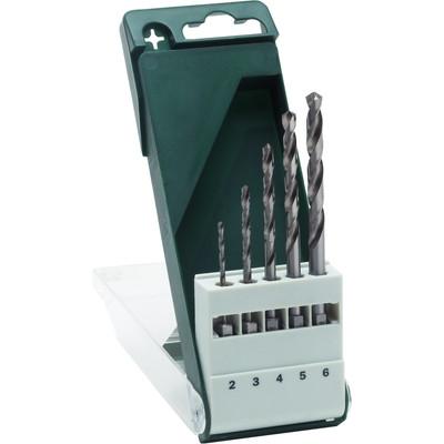 Bosch 5-delige Borenset Metaal HSS-G
