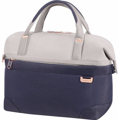 Image of Samsonite Uplite Beauty Case Pearl/Blue